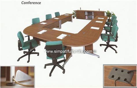 Meja Conference meja rapat murah meeting table meja ruang rapat