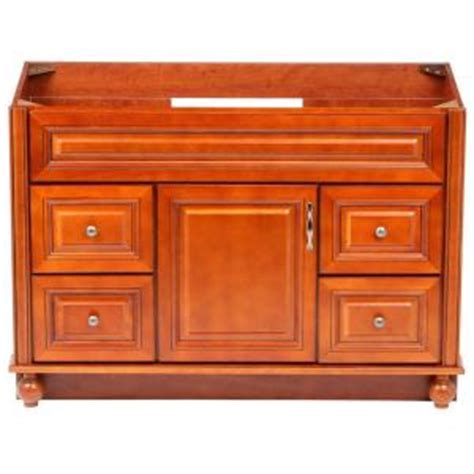 design house montclair vanity design house montclair 48 in w x 21 in d vanity cabinet