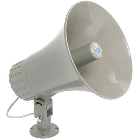 Speaker Horn atlas sound ga 30t 30w utility paging horn speaker