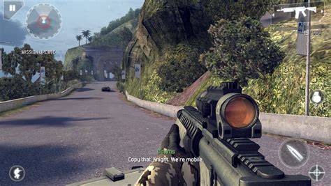 modern combat 5 gameloft releases its first modern combat 5 teaser video