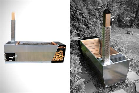 Outdoor Bathtub Wood Fired by Soak Woodfired Tub By Ox Monkey Hiconsumption