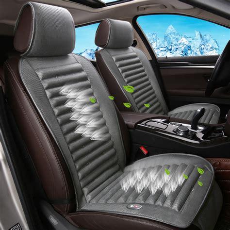 built  fan cushion air circulation ventilation car seat cover  volvo   sl