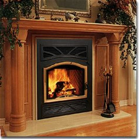 Bis Fireplace by Bis Panorama Lennox Wood Burning Fireplace By Obadiah S