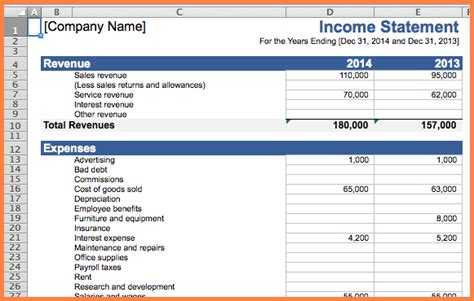5 Business Expense And Income Spreadsheet Excel Spreadsheets Group Business Income And Expenses Excel Template
