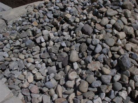 bulk landscaping rocks delaware blend 3 5 inch md