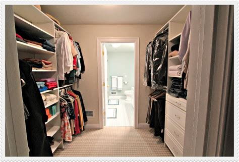 Walk In Bathroom Ideas walk in closet and bathroom ideas 15 ways to make your walk in