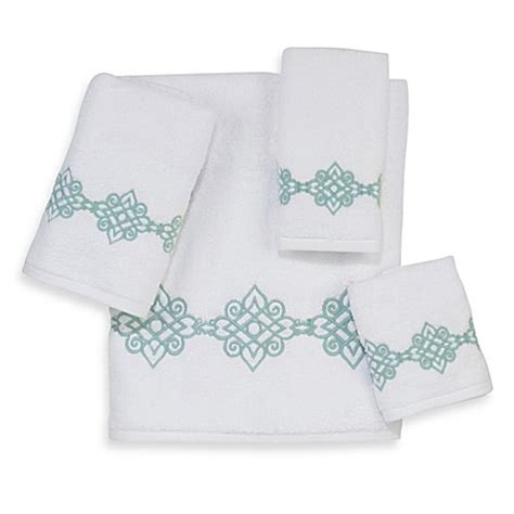 bed bath and beyond riverside avanti madison riverside bath towels in white bed bath