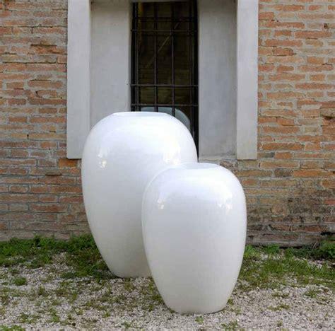 vasi in resina bianchi vasi da giardino in resina