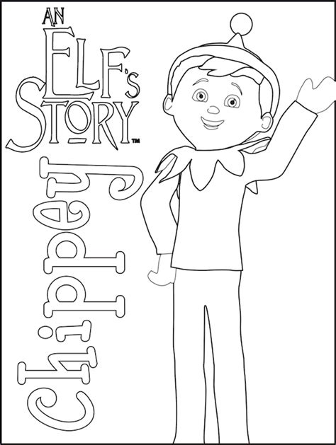 boy elf on the shelf coloring pages to print elf on the shelf coloring pages christmas coloring pages