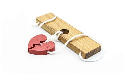 Wood And String - two string wooden puzzle