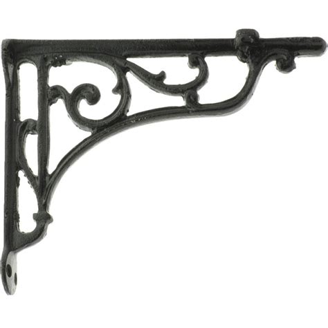 decorative shelf brackets 8 5 inch decorative shelf bracket in shelf brackets