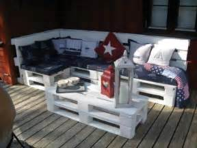 Wooden Pallet Sofa Bed Recycled Wood Pallet Decoration And Functionality Home