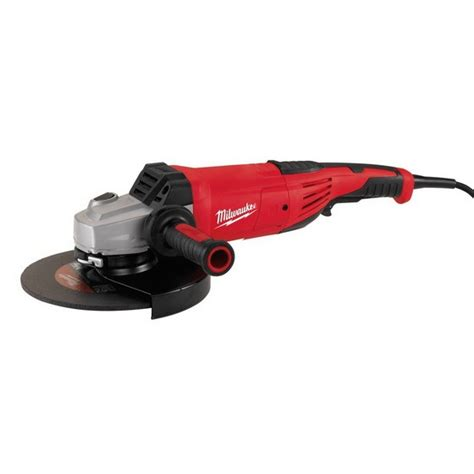 milwaukee bench grinder milwaukee agv22 230e heavy duty 230mm angle grinder 240v
