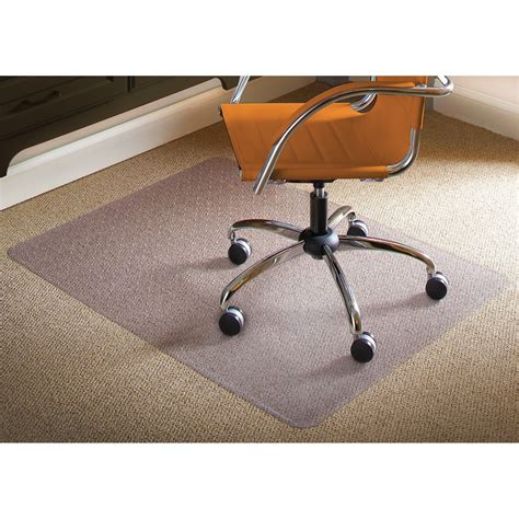 Floor Desk Mat by E S Robbins 141052 Gen7v Origins Chair Mat Floor