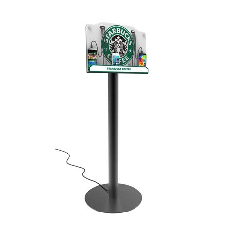 chargetech tower floor stand cell phone charging station review article tower floor stand cell phone charging station w 8 universal charging tips included for all