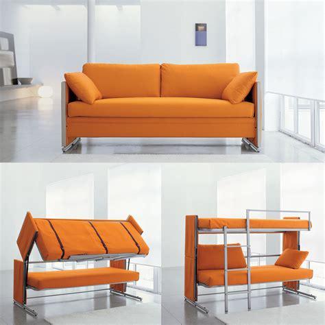 doc sofa bunk bed furnitur multifungsi siasat hadapi ruang terbatas rooang com