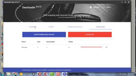 download mp3 youtube linux deezloader 3 0 12 bajar m 250 sica en mp3 con caratulas mac