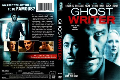 The Ghost Writer Raydvd Combo ghost writer dvd scanned covers ghost writer scan dvd covers