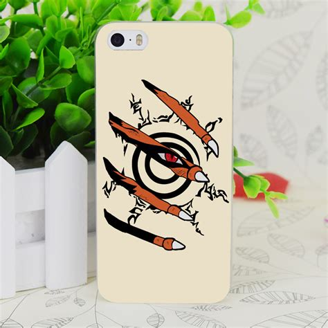 Wars Shirts Hardshell For Iphone 4 4g 4s c0657 nine tails transparent thin skin