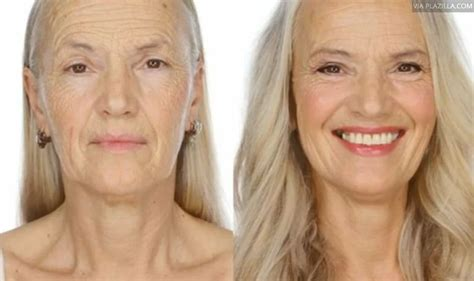Makeovers For Women Over 50 | 60 year before and after makeover before and after