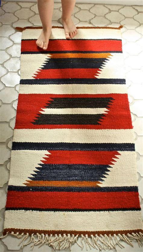 Hanging Navajo Rugs by Navajo Rug Wall Hanging Wool American Woven Textile