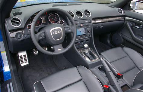 audi convertible interior audi cabriolet price modifications pictures moibibiki
