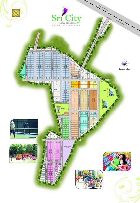 Land Layout Telangana | sri city khammam telangana india independent house in khammam