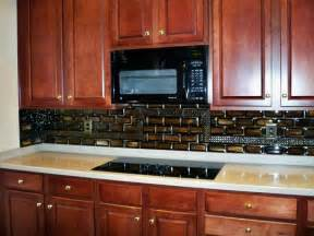 Black Glass Backsplash Kitchen by Pics Photos Kitchen Black Backsplash