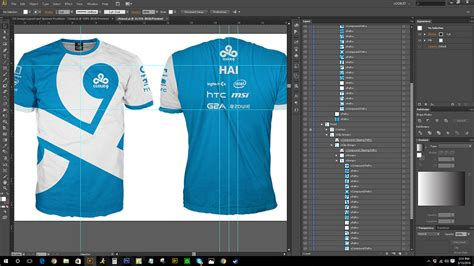Jersey Cloud 9 cloud 9 gaming jerseys on behance