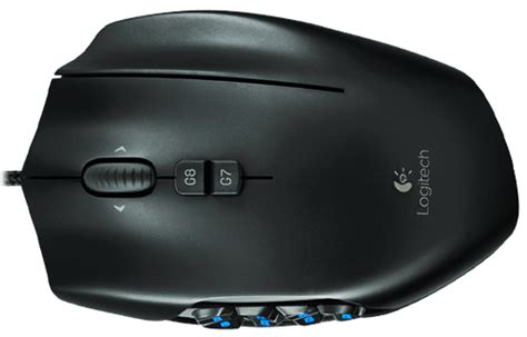 Mouse Gaming Logitech G600 g600 mmo gaming mouse logitech