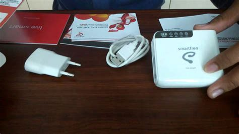 Mini Router Wifi Connex M1 Rev B Smartfren unboxing modem wifi smartfren connex m1