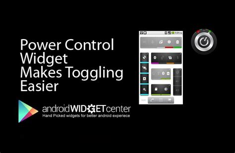 power widgets for android android power widget aw center