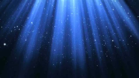 background intro video backgrounds hd blue ocean rays glistening