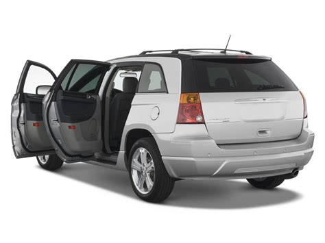 2008 chrysler pacifica touring reviews 2008 chrysler pacifica touring suv