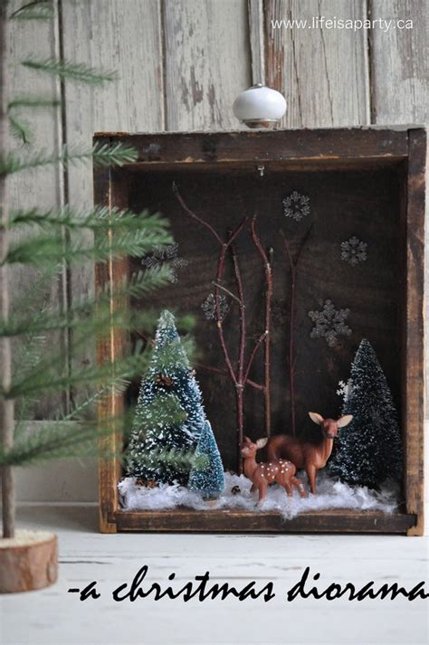 little treasures 8 fabulous ideas for christmas dioramas