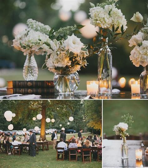 backyard wedding diy beautiful diy backyard wedding event decorating pinterest
