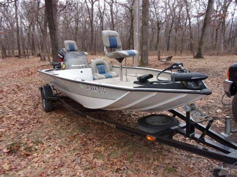 bass boats for sale joplin mo 2002 ranger cherokee 117 aluminum bass boat 5800