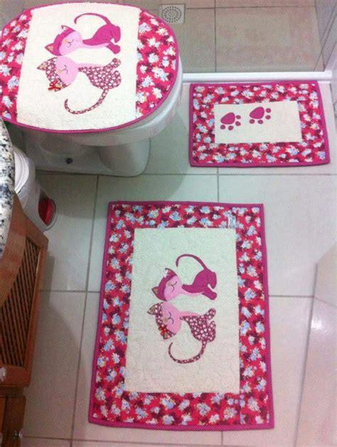 patchwork banheiro jogo de banheiro em patchwork no elo7 artigianatto