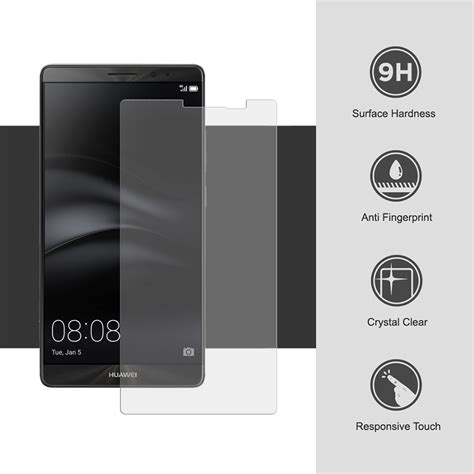 Tempered Glass Km Huawei Mate9 9h tempered glass screen protector huawei mate 8