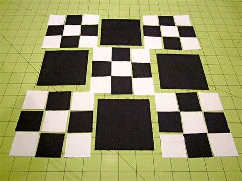 Square Block Quilt Patterns by Quilt Basics Quilt Blocks From Squares Rectangles