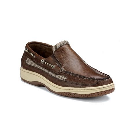 sperry top sider s billfish slip on boat shoe