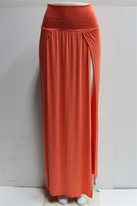 slit maxi skirt 183 soosaddity 183 store powered