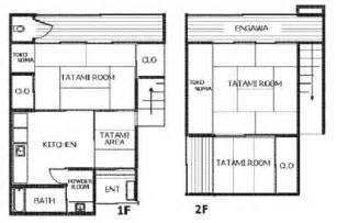 Japanese House Floor Plans by House For Rent In Tokyo Ichigaya Yakuohjimachi Shinjuku Ku