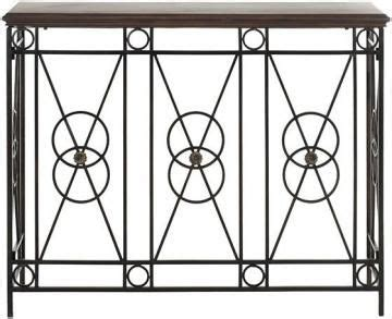 rosetta metal console table 50 best living room tables images on coffee