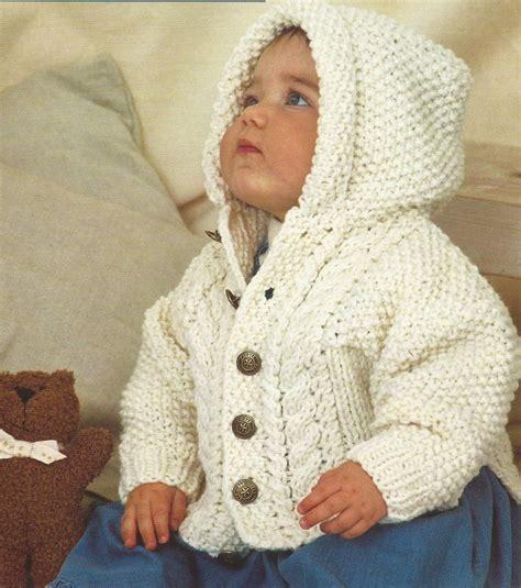 free knitting patterns for coats uk baby knitting pattern chunky jacket boys 16 28 quot 211