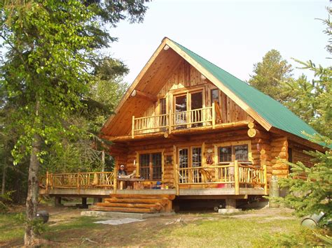 Log Cabin House by I Love This Log Cabin 171 The Log Builders