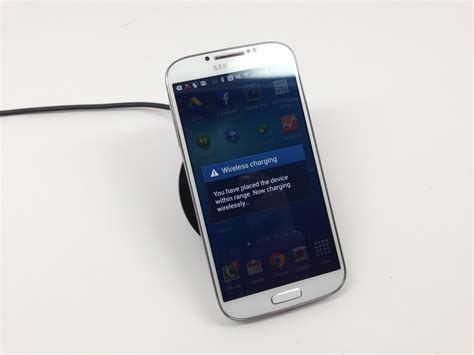 chargers for galaxy s4 samsung galaxy s4 wireless charging receiver review