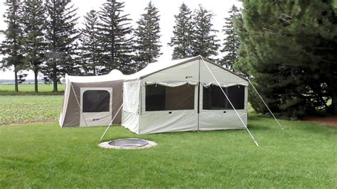 grand cabin kodiak grand cabin canvas tent