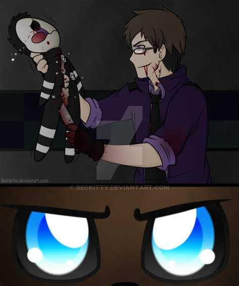 Kaos Bleeding 01 fnaf that creepy puppet thing by beckitty on deviantart