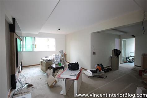 5 room renovation sims drive 5 room hdb point block renovation project by behome design concept carpentry